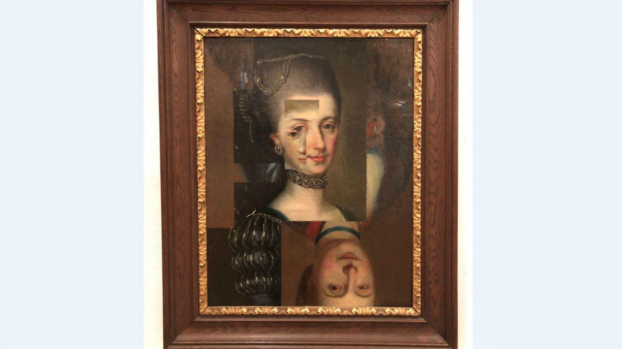 A legérdekesebben restaurált festmény