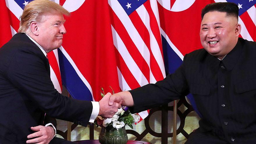 Donald Trump annule les sanctions contre la Corée du Nord pour son nouvel ami Kim Jong-un