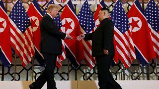 "Sommet Trump - Kim : les deux ""amis"" se disent optimistes"