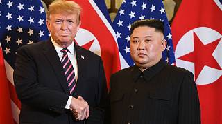 Première journée du sommet Trump-Kim à Hanoï