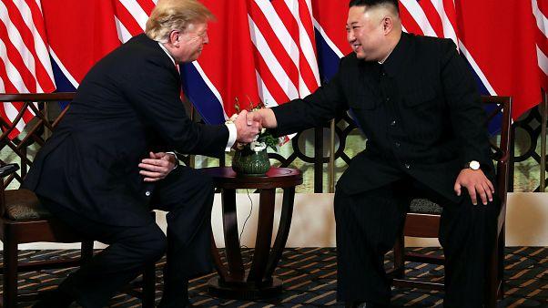 LIVE | Donald Trump trifft Kim Jong Un in Hanoi