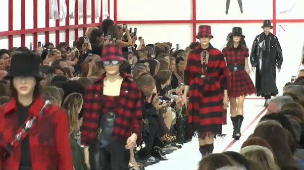 Fashion week : la femme selon Dior et Saint Laurent