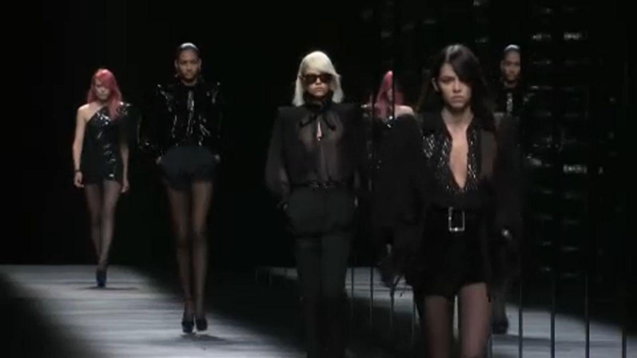 Párizsi divathét: Dior és Saint Laurent