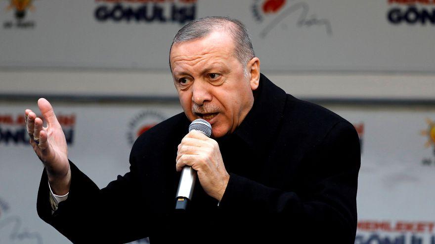 مصر ترد على هجوم أردوغان