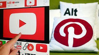 Youtube e Pinterest contro i contenuti no vax sui social media