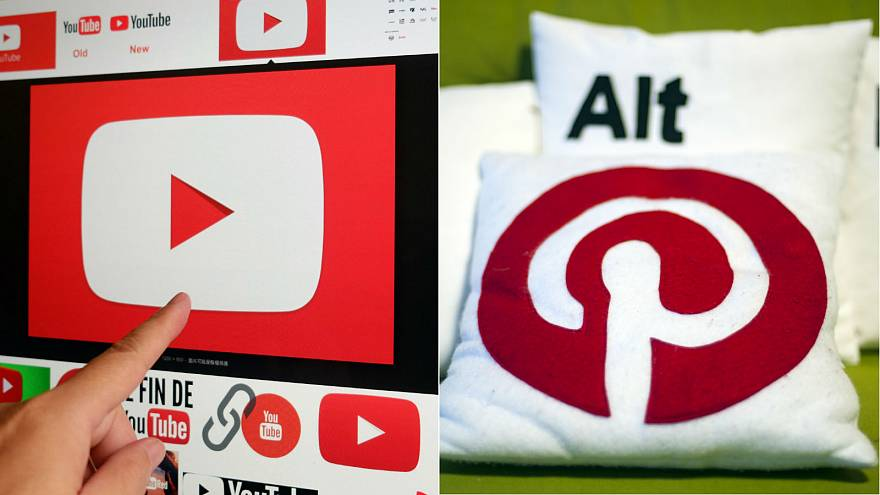 Youtube e Pinterest contro i contenuti no vax sui social media
