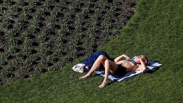 Temperaturas altas levam a alertas sobre poluição do ar