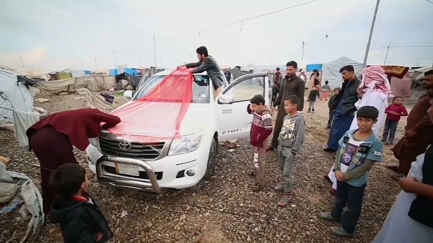 شظف العيش يدفع القاصرات في مخيمات العراق للزواج طواعية