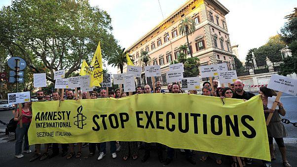 علیه مجازات اعدام