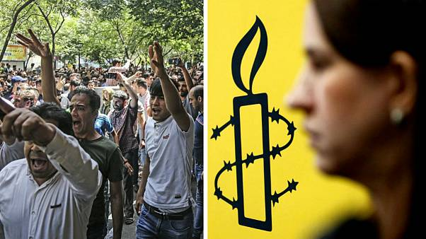 عفو بینالملل: وضعیت حقوق بشر در ایران به شدت رو به وخامت گذاشته است