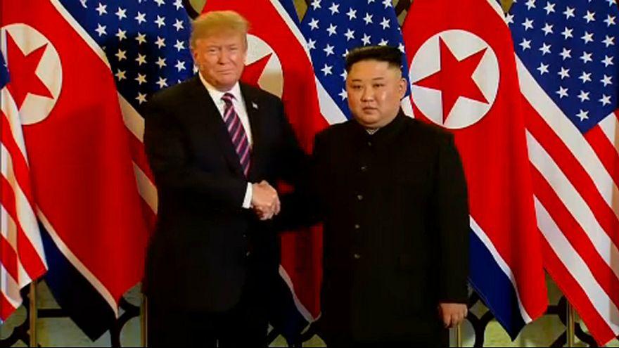 دومین دیدار رهبران کره شمالی و آمریکا در ویتنام