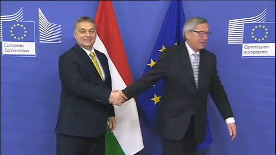 Anti-Orban-Stimmung in der EVP wächst