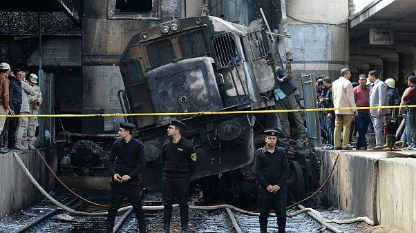 مصر؛ استعفای وزیر حمل و نقل پس از حادثه مرگبار قطار