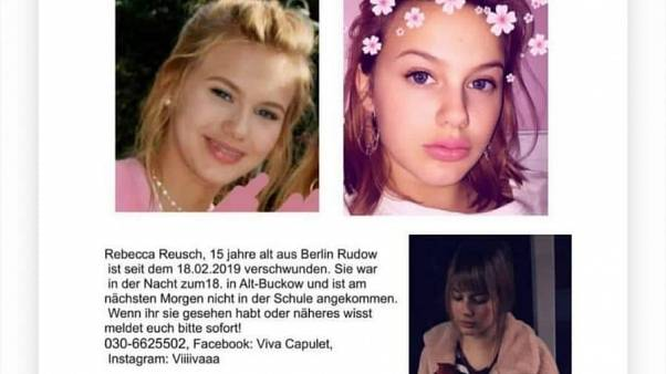 Führen Whatsapp-Nachrichten zur vermissten Rebecca (15)?