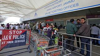 تنش میان هند و پاکستان؛ ۸۰۰ پرواز بینالمللی مختل شد