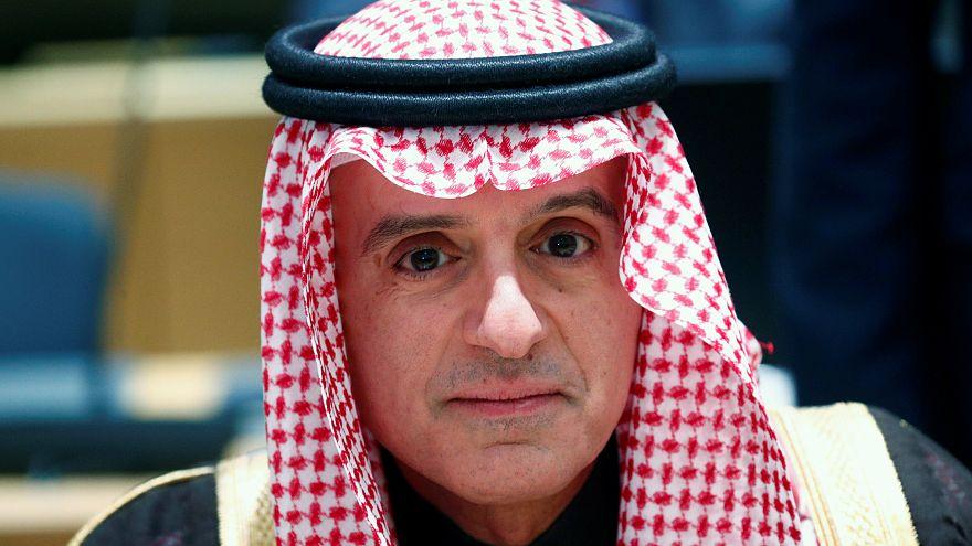 'İşbirliğine açığız' diyen Suudi bakandan Kaşıkçı cinayeti sorularına yanıt yok