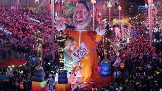 """Carnaval de Nice : """"souriez, vous êtes filmé"""""""