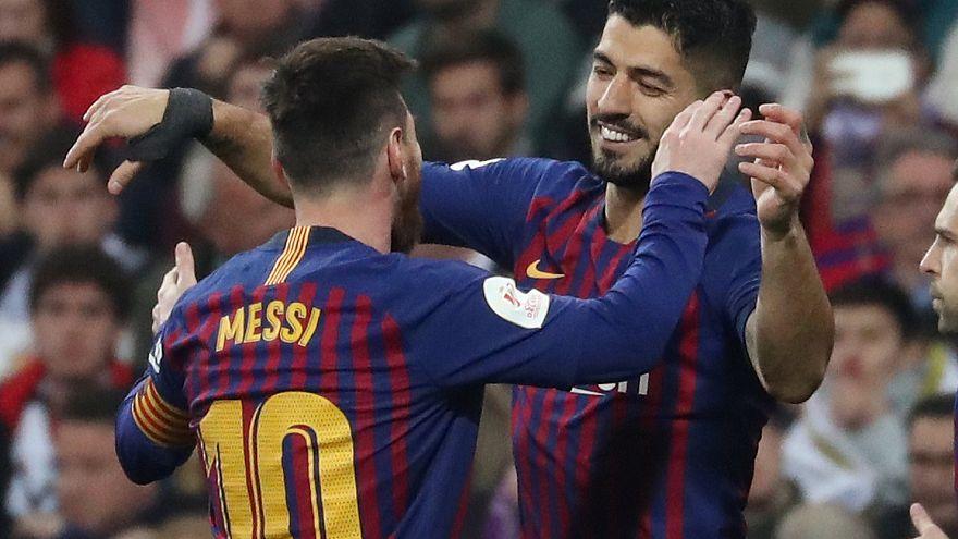 El FC Barcelona vence al Real Madrid y se clasifica para la final de la Copa del Rey