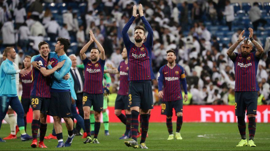 بارسلونا با شکست رئال راهی فینال کوپا دل ری شد