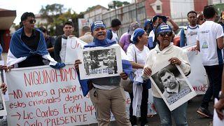 Protestos na Costa Rica contra diálogo entre Ortega e oposição na Nicarágua