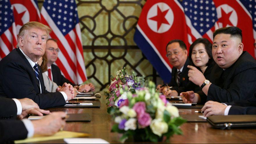 دیدار نیمهتمام رهبران آمریکا و کره شمالی در ویتنام بدون توافق خلع سلاح هستهای