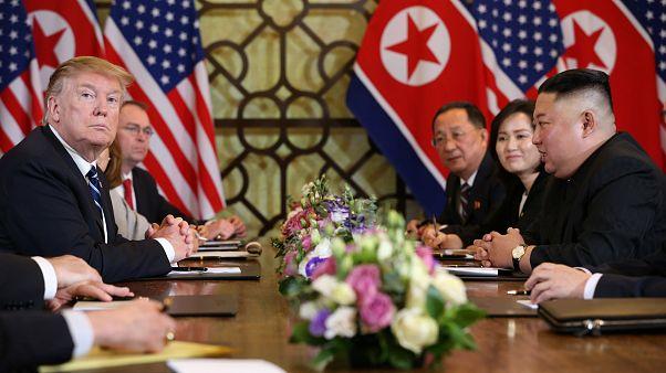 ABD ve Kuzey Kore nükleer anlaşma konusunda uzlaşamadı