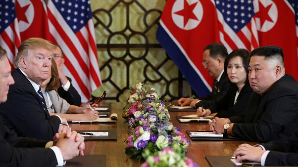 US-North Korea talks fail due to sanctions disagreement
