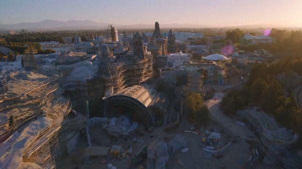 """Disney prepara dois parques temáticos dedicados à """"Guerra das Estrelas"""""""