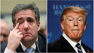 ترامب يهاجم محاميه السابق ورئيس لجنة بالكونغرس يقول إن الرئيس ارتكب جريمة