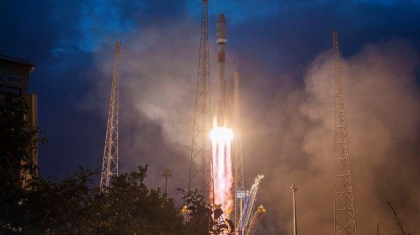 I satelliti OneWeb sono in orbita