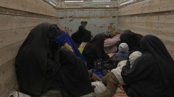 دولت بلژیک مجبور به بازگرداندن دو زن داعشی و فرزندانشان از سوریه نیست