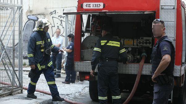 Βάρκιζα: Βρέφος έχασε την ζωή του σε πυρκαγιά