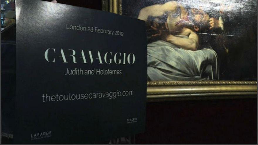 """Svelato a Londra il """"Caravaggio perduto"""""""