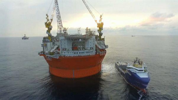 Reservas de gás recorde descobertas ao largo de Chipre