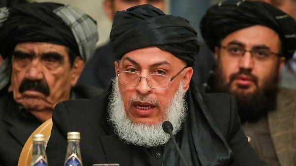ملا عبدالغنی برادر، مسئول امور سیاسی طالبان