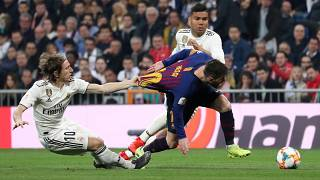 """Барселона"" разгромила ""Реал"" в Кубке Испании"