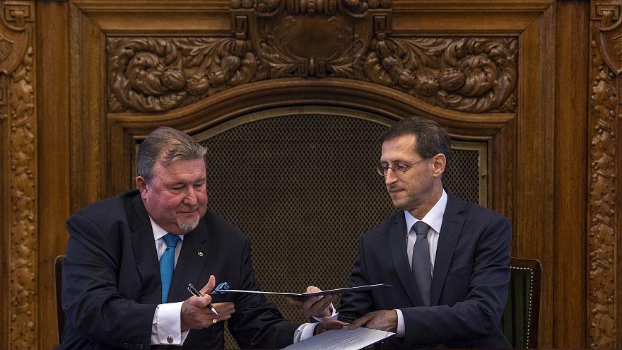 Kiváltságos helyzetben a Putyinhoz közeli bank Budapesten