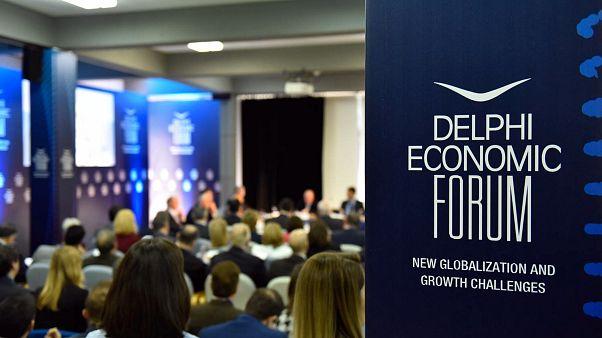 """Η """"Ανάπτυξη Χωρίς Αποκλεισμούς"""" στο Οικονομικό Φόρουμ των Δελφών"""