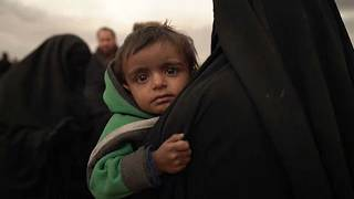Evacuation of civilians from final ISIS stronghold in Syria continues