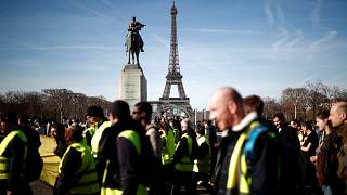 وزیر اقتصاد فرانسه: تظاهرات «جلیقه زردها» باعث کاهش رشد اقتصادی شده است
