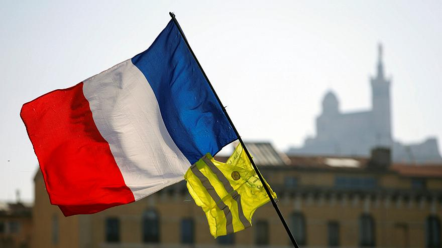 Ártottak a francia gazdaságnak a tüntetések