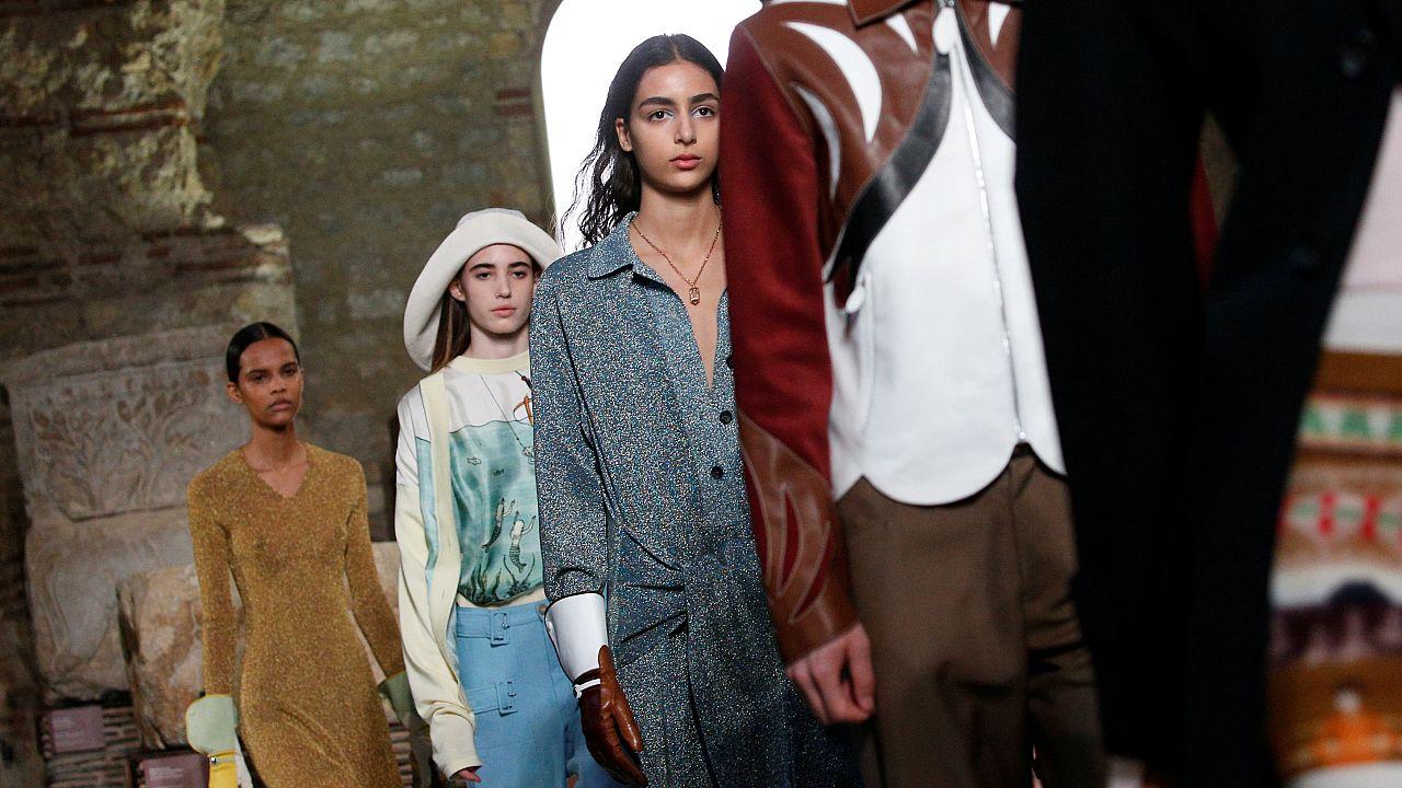 Fashion week de Paris : les nouveaux visages