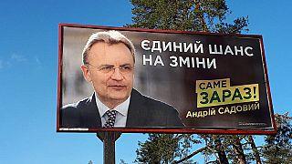 Präsidentschaftswahl in der Ukraine: Gas, Frieden und ein Heiratsantrag