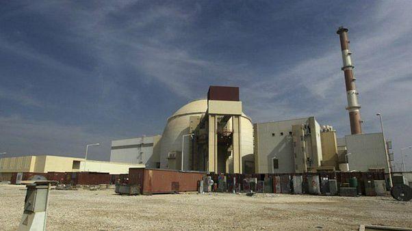 نیروگاه بوشهر ایران به طور موقت خاموش شد