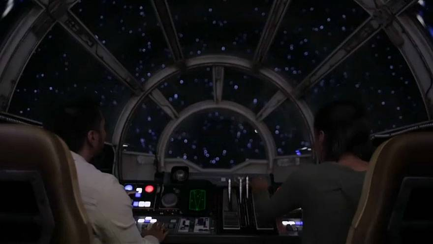 To νέο θεματικό πάρκο της Disney για το Star Wars