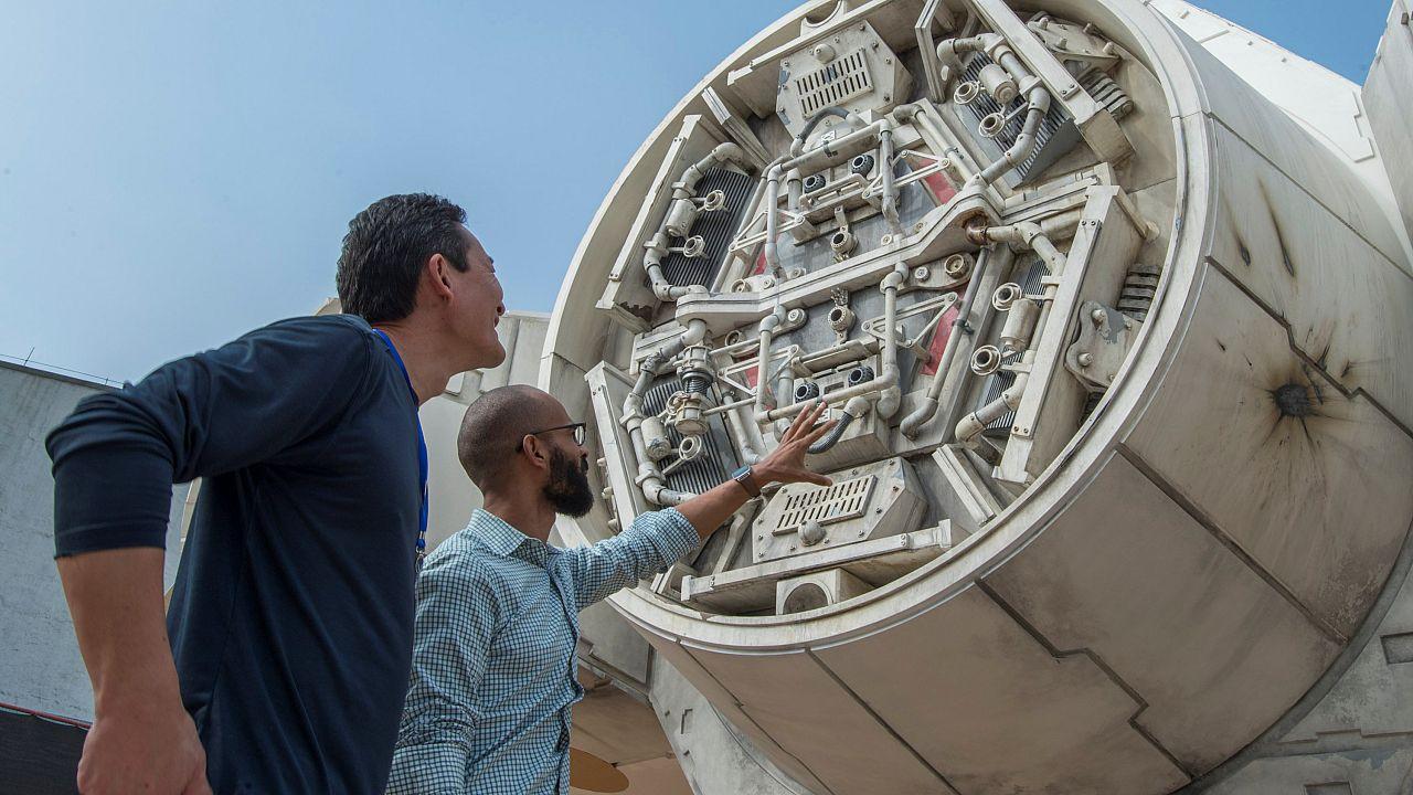 Les futurs parcs Star Wars, comme si vous y étiez