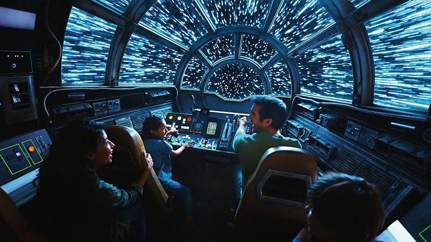 Gigászi Star Wars élménypark nyílik Kaliforniában