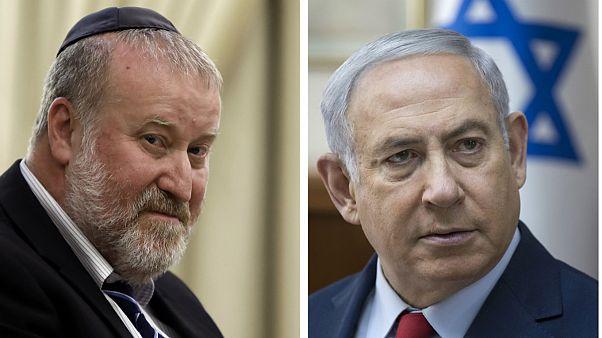 تصمیم دادستان کل اسرائیل برای صدور کیفر خواست بر ضد نتانیاهو