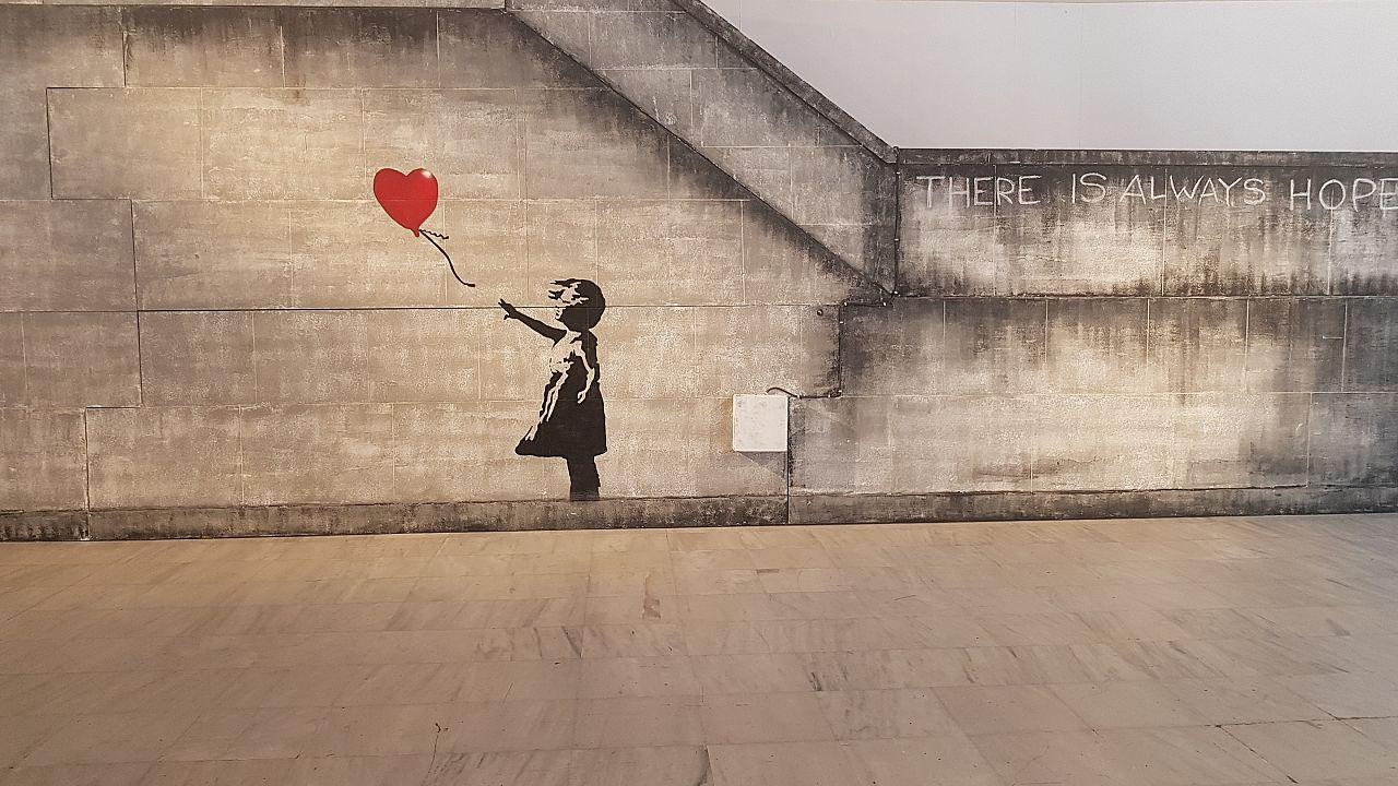 «Ο κόσμος του Banksy» στην Τεχνόπολη
