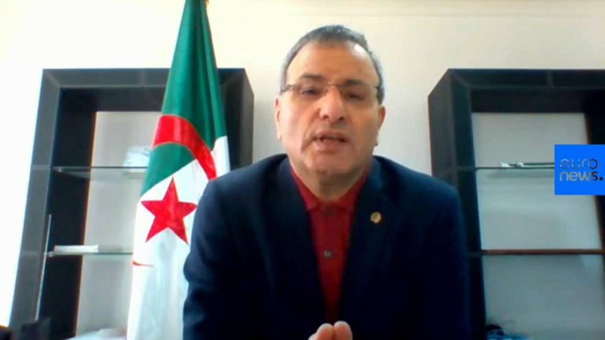 المرشح الرئاسي في الجزائر السيد علي غديري